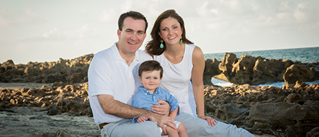 Whether he's playing golf, playing hockey or spending quality time with his family, Matt enjoys making the most of life here in Jupiter.